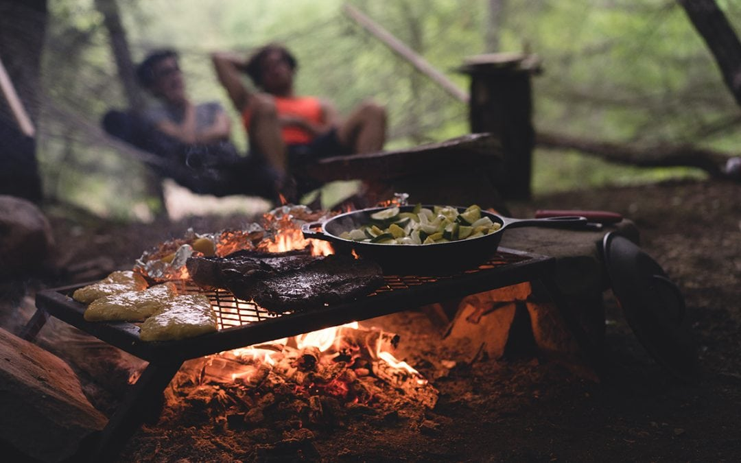 Fast and easy outdoor dinner recipes