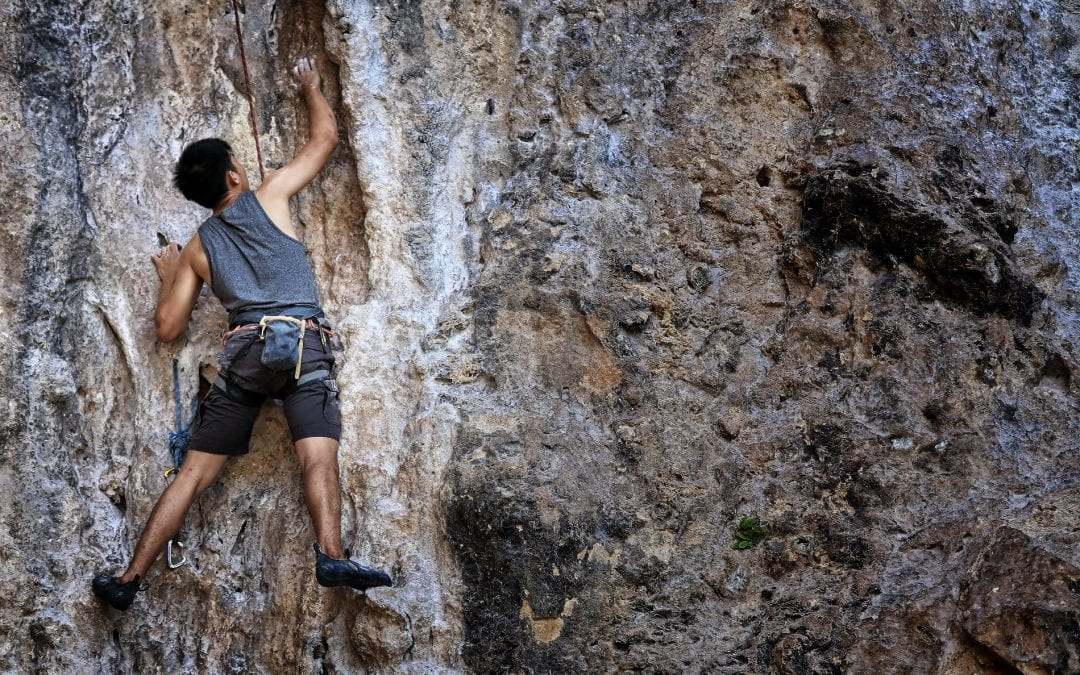 Climbing Spots That Welcome Newer Climbers