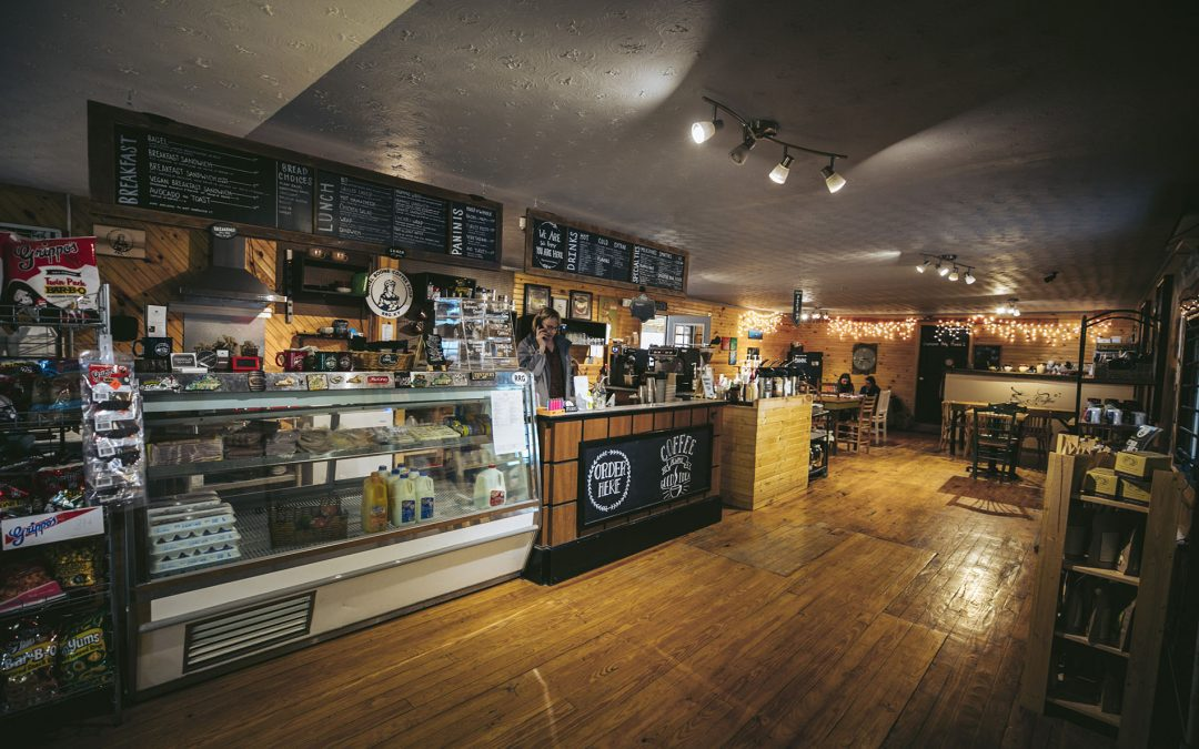 Daniel Boone Coffee Shop & Daniel Boone Liquors